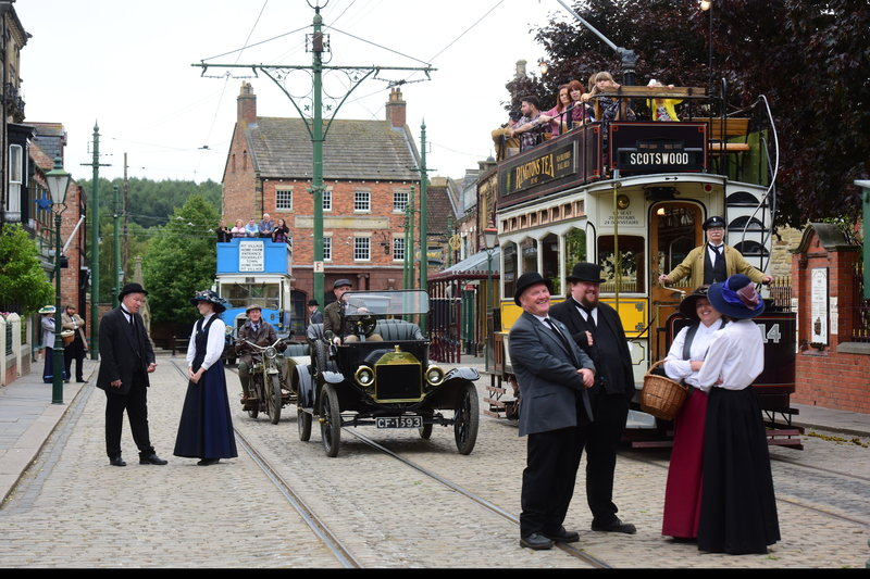 Holiday Inn Express Newcastle-Metro Centre-Th Beamish Museum is a 20-min drive from our Newcastle hotel<br/>Image from Leonardo