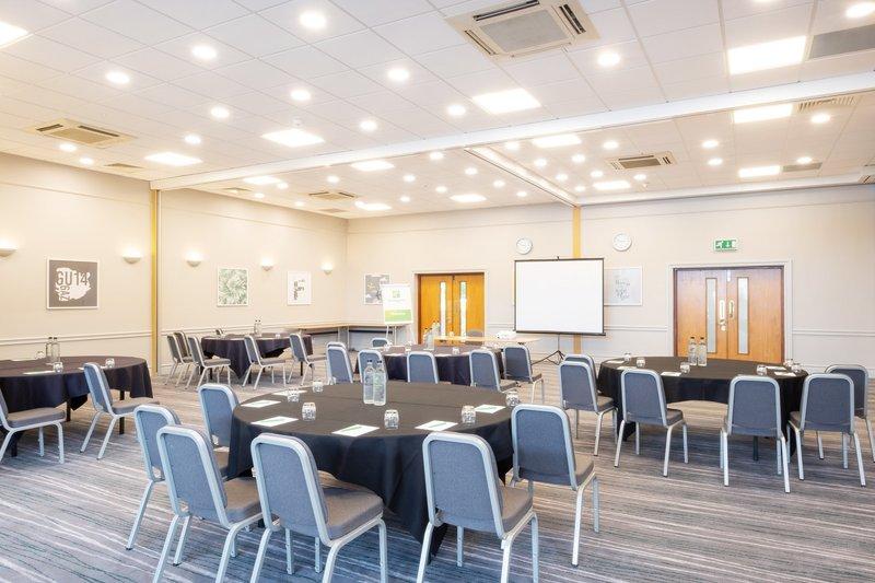 Holiday Inn Farnborough-Large meeting room<br/>Image from Leonardo
