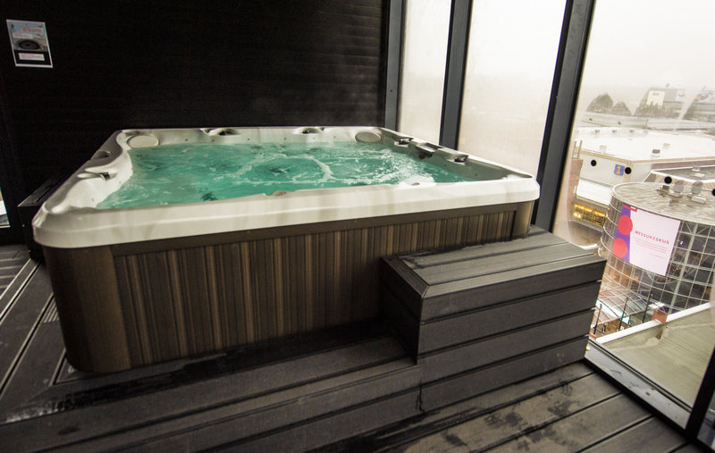 Holiday Inn Helsinki - Exhibition & Convention Centre-Enjoy a hot tub jacuzzi on top floor - Ask more from reception<br/>Image from Leonardo