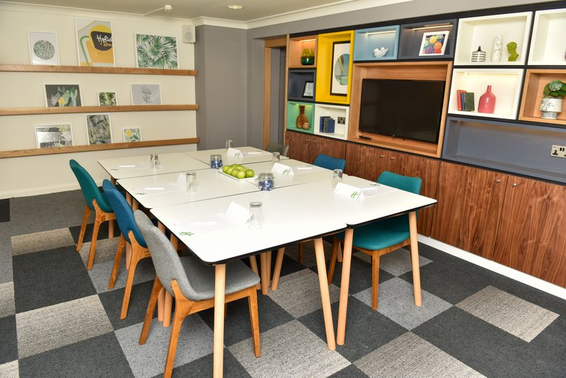 Holiday Inn A55 Chester West-Clwyd Meeting Room<br/>Image from Leonardo