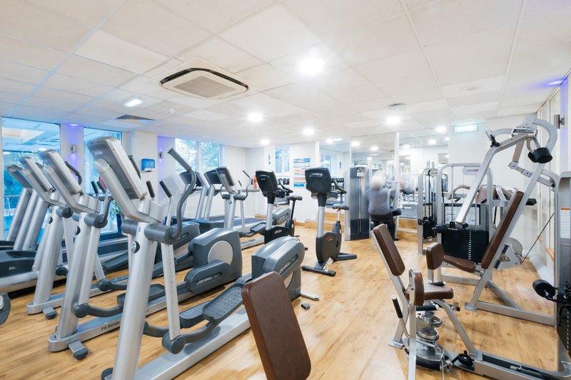 Holiday Inn Hemel Hempstead M1, Jct. 8-Fitness centre<br/>Image from Leonardo