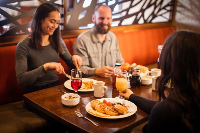 Holiday Inn West Yellowstone-The Branch Restaurant; Open daily, 6:30 AM - 8:00 PM<br/>Image from Leonardo