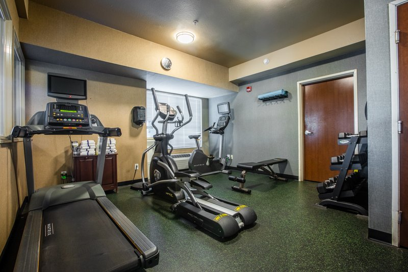 Holiday Inn West Yellowstone-Holiday Inn Fitness Center; Open 24/7 (before 7am upon request)<br/>Image from Leonardo