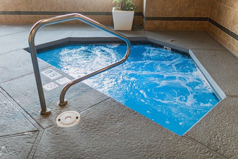 Holiday Inn West Yellowstone-Indoor hot tub: Open daily, 7:00 AM - 11:00 PM<br/>Image from Leonardo