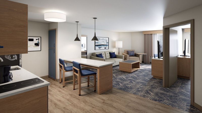 Candlewood Suites Safety Harbor-Guest Room<br/>Image from Leonardo