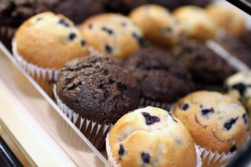 Holiday Inn Express Roanoke-Civic Center-Delicious muffins! <br/>Image from Leonardo