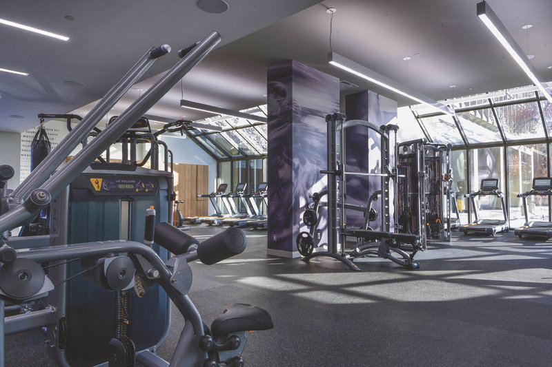 Montreal Marriott Chateau Champlain-Fitness Center<br/>Image from Leonardo