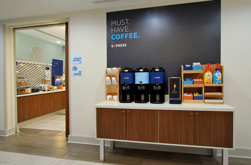 Holiday Inn Express Hanover-Did you say coffee?  Don't forget to take a cup to go.<br/>Image from Leonardo