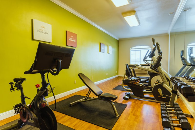 Holiday Inn Express & Suites Davis-University Area-Fitness Center<br/>Image from Leonardo