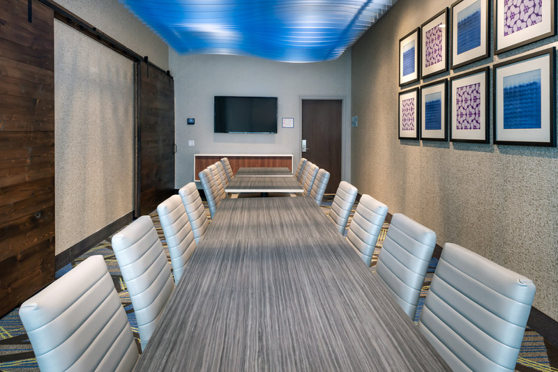 Holiday Inn Express And Suites Romeoville - Joliet North-Boardroom<br/>Image from Leonardo