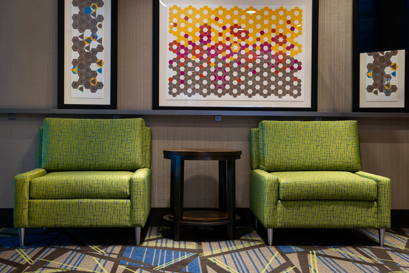 Holiday Inn Express And Suites Romeoville - Joliet North-Quite, warm, inviting, new and modern<br/>Image from Leonardo