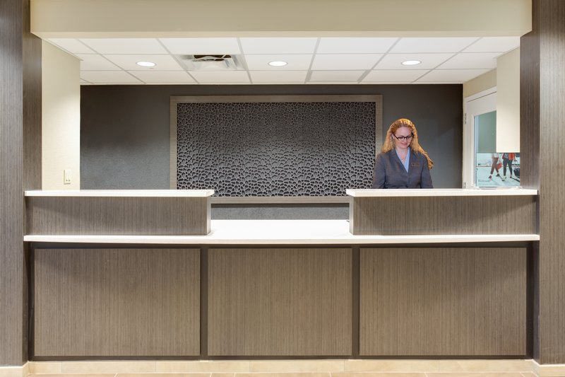 Candlewood Suites Ft. Lauderdale Airport/Cruise-Hotel Lobby<br/>Image from Leonardo