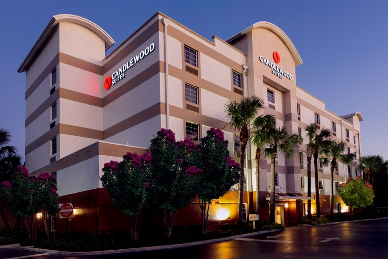 Candlewood Suites Ft. Lauderdale Airport/Cruise-Hotel Exterior<br/>Image from Leonardo