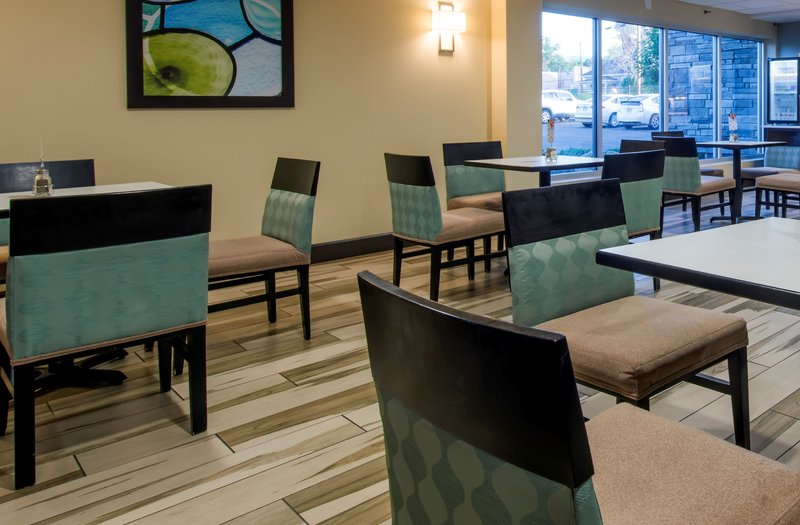 Holiday Inn Express & Suites Colorado Springs Central-Relax with a free Express Start Breakfast - WIFI too!<br/>Image from Leonardo