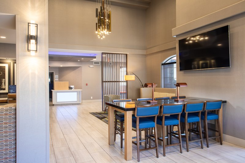 Holiday Inn Express Prescott-Restaurant<br/>Image from Leonardo