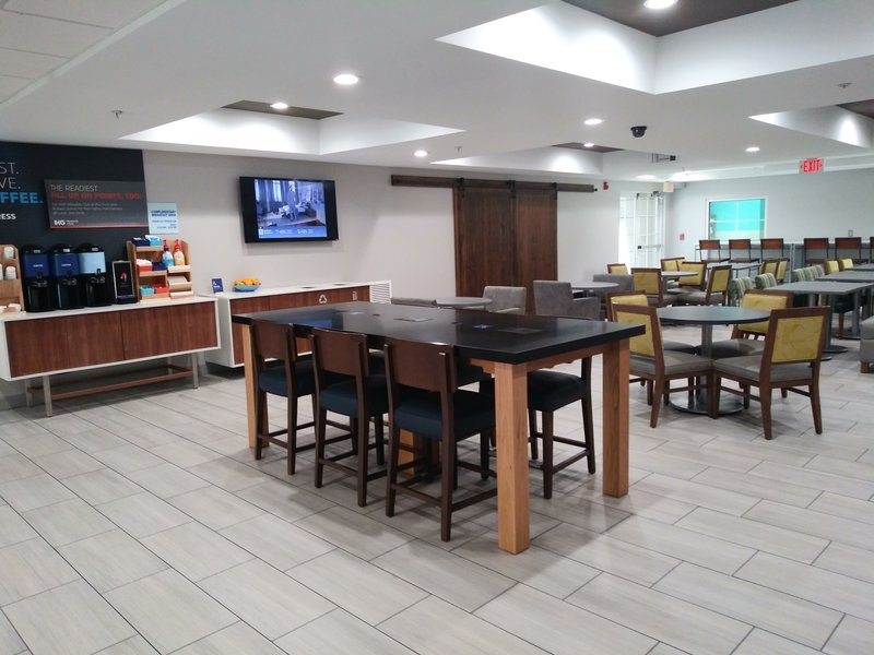 Holiday Inn Express & Suites Orangeburg-Breakfast Area<br/>Image from Leonardo