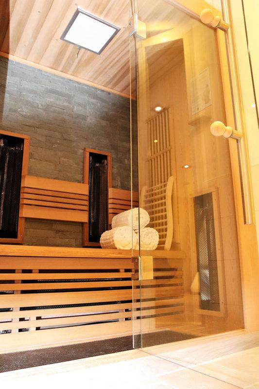 Le Meridien Grand Nuremburg-Fitness Center - Sauna<br/>Image from Leonardo