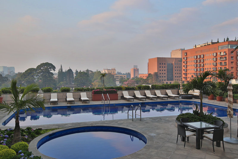 Intercontinental Guatemala-Swimming Pool<br/>Image from Leonardo