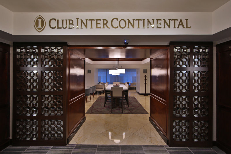 Intercontinental Guatemala-Club Floor Lounge<br/>Image from Leonardo