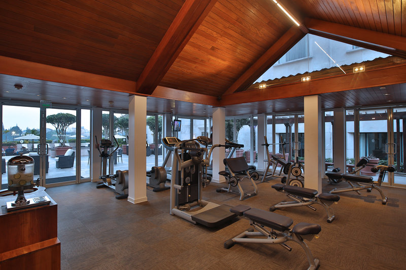 Intercontinental Guatemala-Gym<br/>Image from Leonardo
