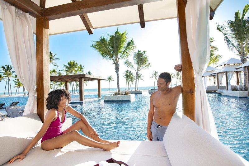 Hyatt Zilara Cap Cana  - Pool Cabana <br/>Image from Leonardo