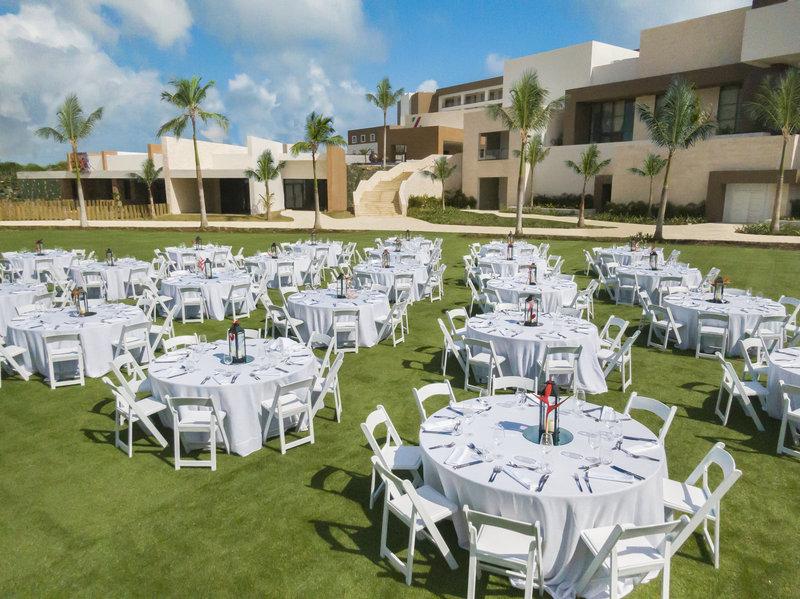 Hyatt Zilara Cap Cana  - Meetings And Incentives Larimar Lawn <br/>Image from Leonardo