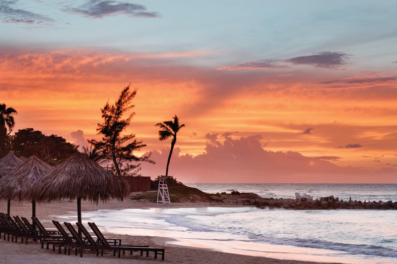 Hyatt Zilara Rose Hall-Beach Sunset<br/>Image from Leonardo