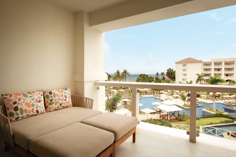 Hyatt Zilara Rose Hall-Ocean View Junior Suite Balcony<br/>Image from Leonardo