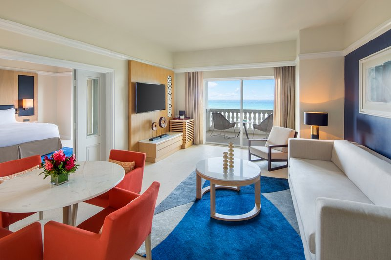 Hyatt Zilara Rose Hall-One Bedroom Ocean Front Butler Suite<br/>Image from Leonardo