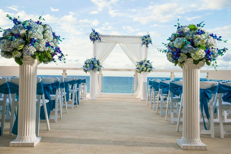 Hyatt Zilara Rose Hall-Sky Deck Weddings Venue<br/>Image from Leonardo