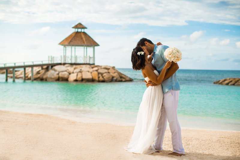 Hyatt Zilara Rose Hall-Gazebo Weddings<br/>Image from Leonardo