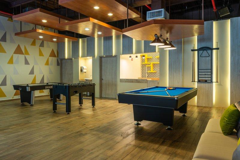 Hyatt Ziva Cancun  - Moods Pool Table <br/>Image from Leonardo