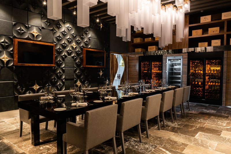 Hyatt Ziva Cancun  - Chef's Table Dining <br/>Image from Leonardo