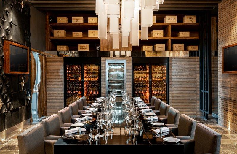 Hyatt Ziva Cancun  - Chef's Table Dining Experience <br/>Image from Leonardo