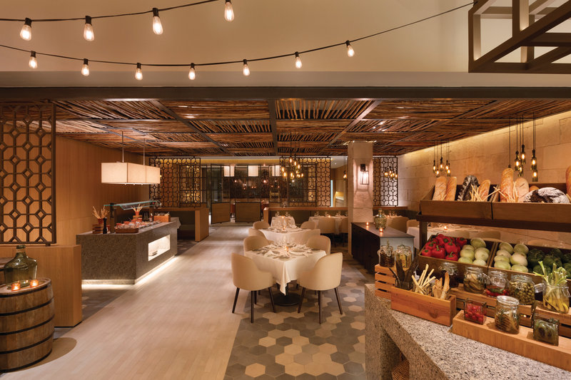 Hyatt Ziva Cancun  - Lorenzo's Rustic Italian Cuisine <br/>Image from Leonardo