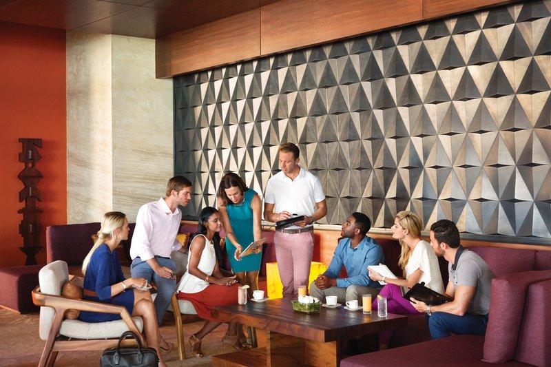 Hyatt Ziva Cancun  - Meetings Events At Saasil Bar <br/>Image from Leonardo