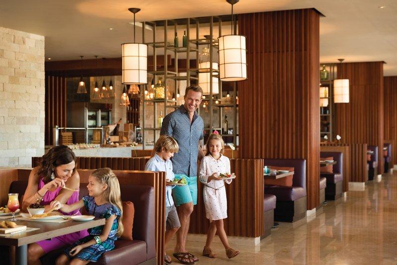 Hyatt Ziva Cancun  - Tradewinds Grill Steakhouse <br/>Image from Leonardo