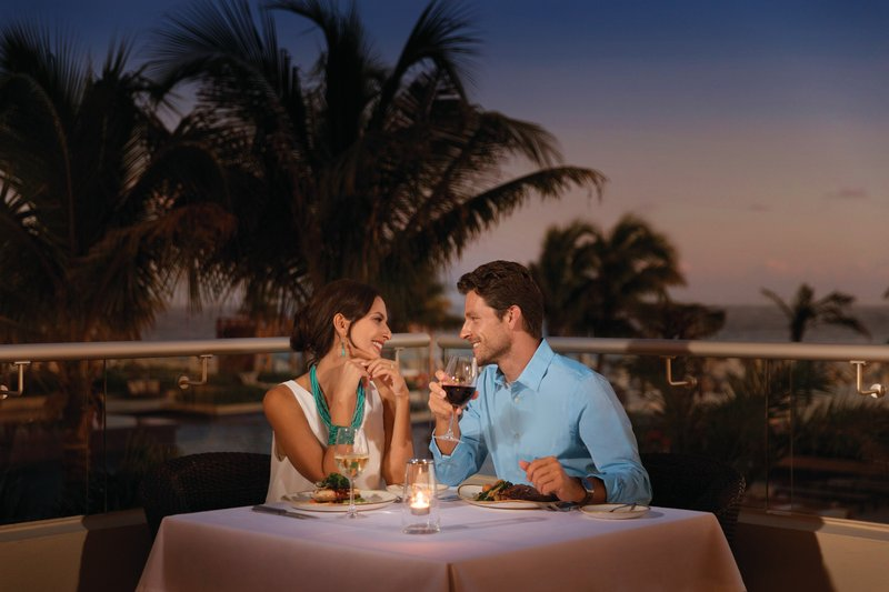 Hyatt Ziva Cancun  - Tradewinds Couple Dinner <br/>Image from Leonardo