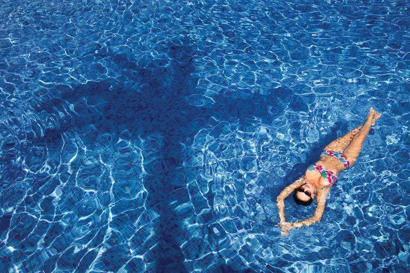 Hyatt Ziva Cancun  - Hyatt Ziva Cancun Pool <br/>Image from Leonardo