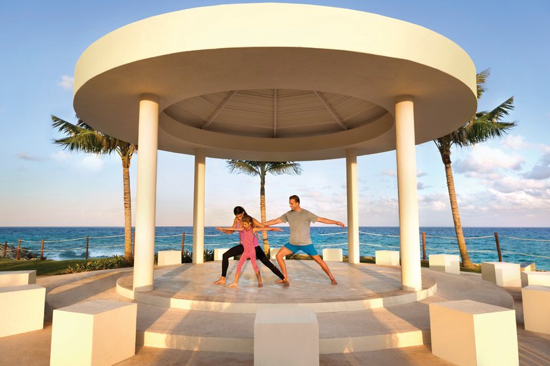 Hyatt Ziva Cancun  - Hyatt Ziva Cancun Yoga <br/>Image from Leonardo