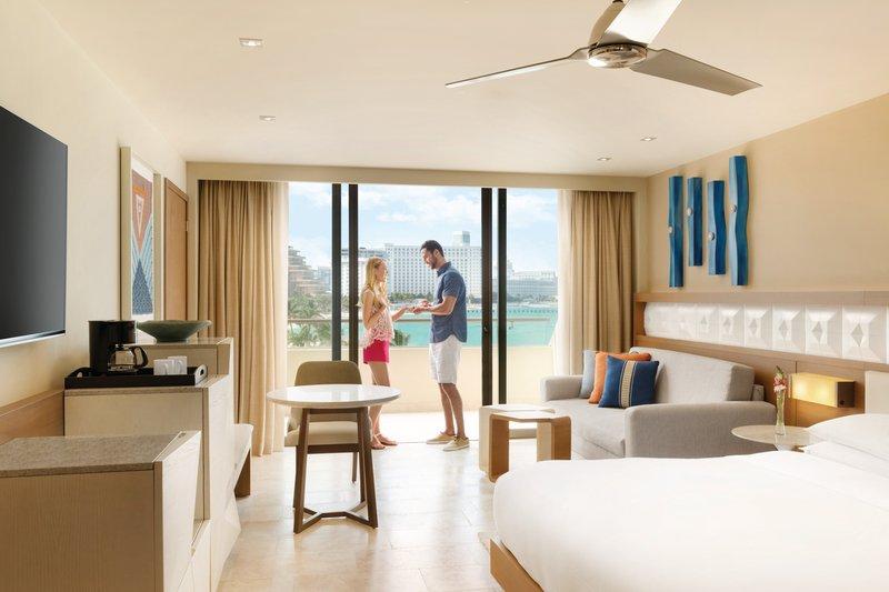 Hyatt Ziva Cancun  - Ocean View King Suite <br/>Image from Leonardo