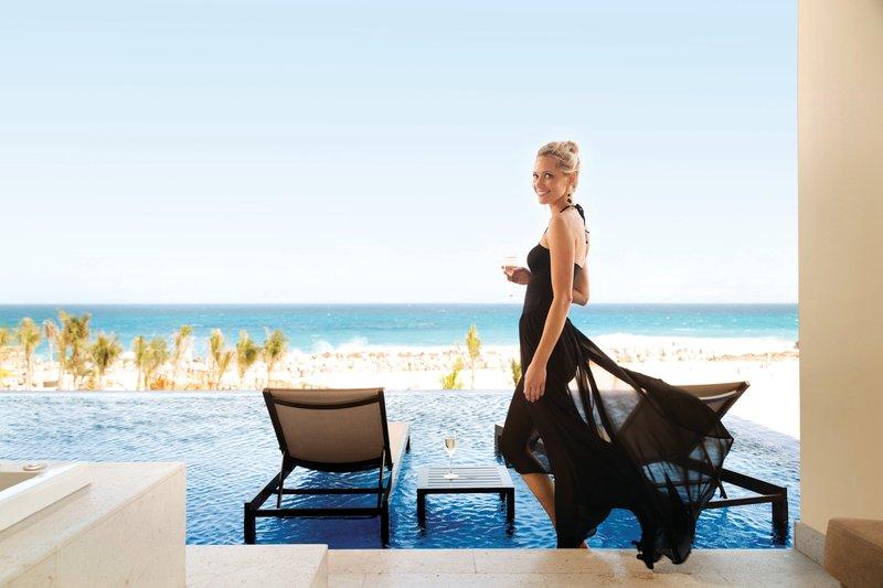 Hyatt Ziva Cancun  - Turquoize Suite <br/>Image from Leonardo