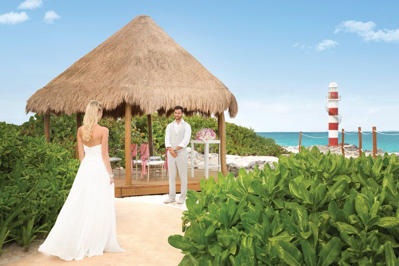 Hyatt Ziva Cancun  - Hyatt Ziva Cancun Weddings <br/>Image from Leonardo