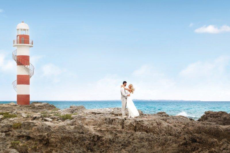 Hyatt Ziva Cancun  - Wedding <br/>Image from Leonardo