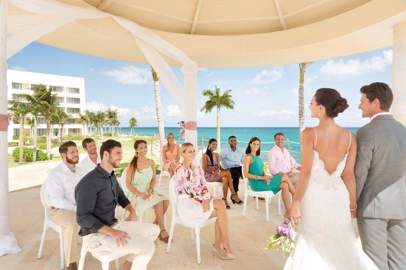 Hyatt Ziva Cancun  - Weddings Gazebo Ceremony <br/>Image from Leonardo