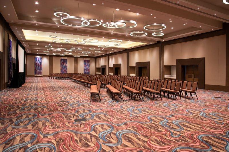 Hyatt Ziva Cancun  - Hyatt Ziva Cancun Meetings Ballroom <br/>Image from Leonardo