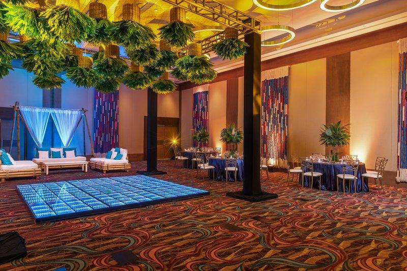 Hyatt Ziva Cancun  - Meetings Five Elements Ballroom <br/>Image from Leonardo