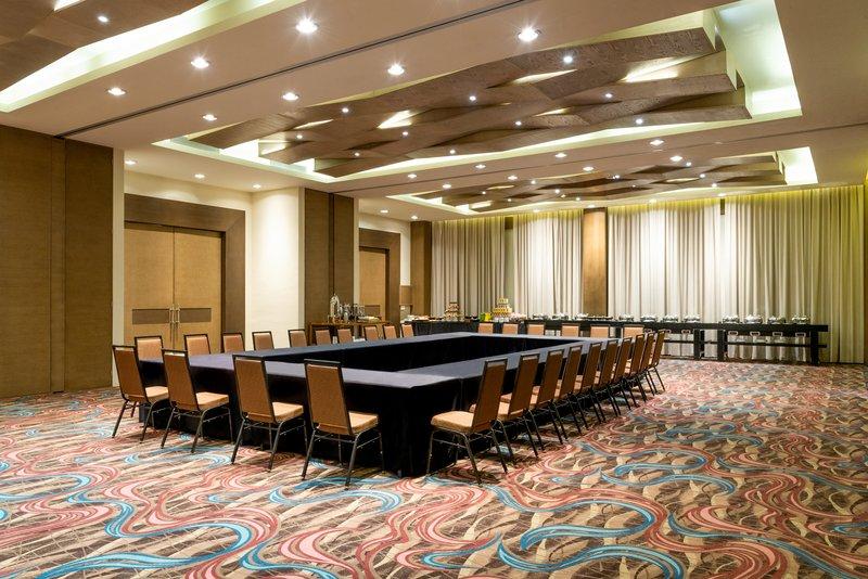 Hyatt Ziva Cancun  - Meetings Tankah Breakout Room <br/>Image from Leonardo