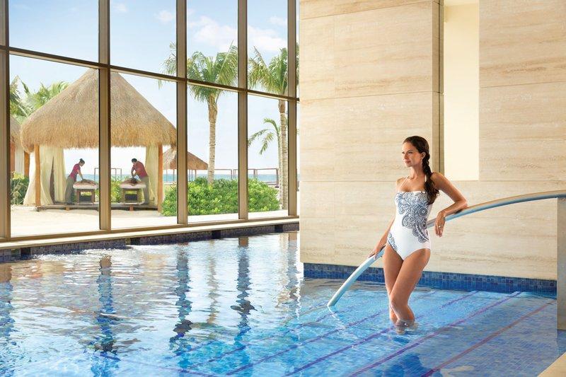Hyatt Ziva Cancun  - Zen Spa <br/>Image from Leonardo