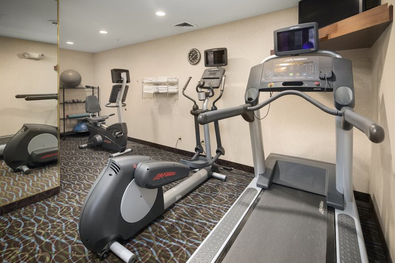 Holiday Inn Express & Suites Hill City Mt. Rushmore Area-Fitness Center<br/>Image from Leonardo